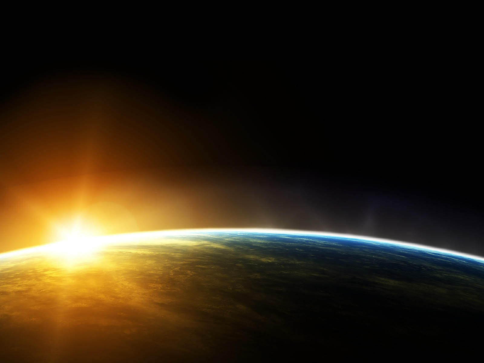 Pinterest Windows Wallpapers Sunrise In Space