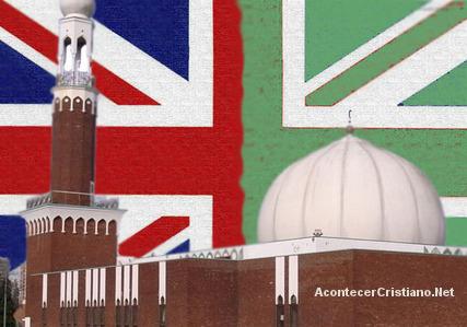 Británicos se convierten al Islam