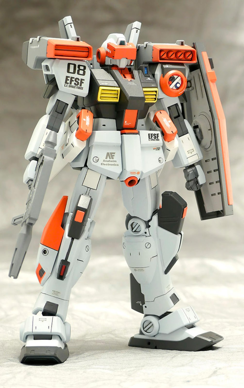 Custom Build: HGUC 1/144 RGM-86R GM III Custom