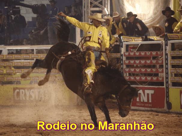 Agenda de Rodeio no Maranhão