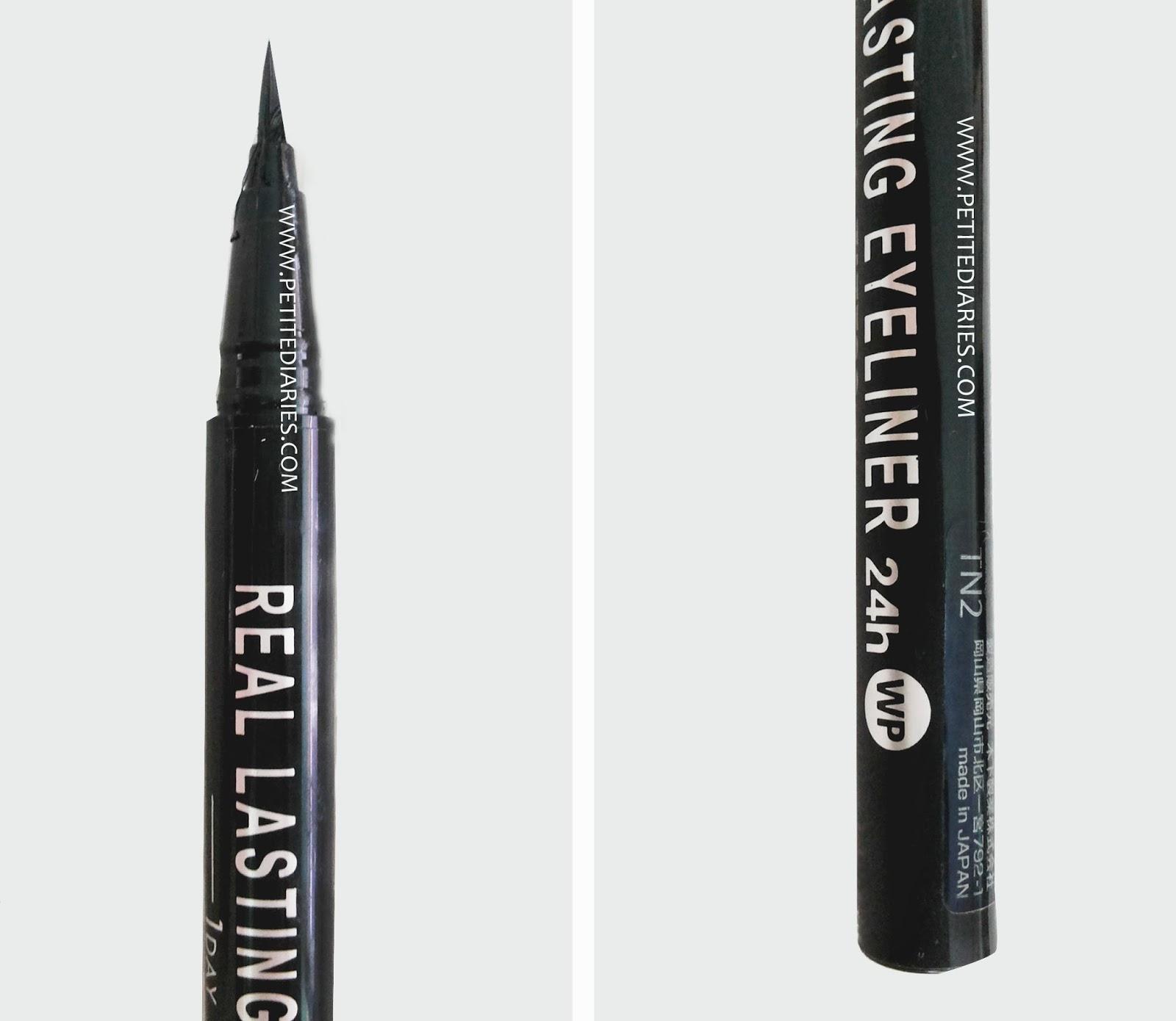 k palette 24 h real lasting eyeliner