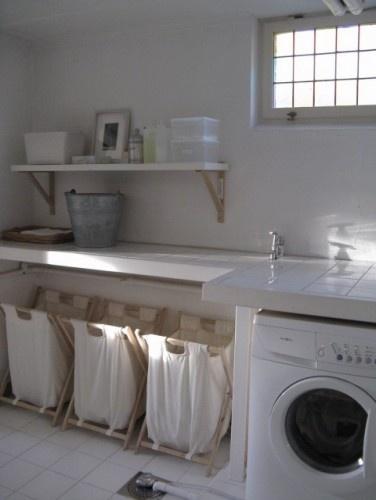 ingrids boble inspirasjon til vaskerom. Black Bedroom Furniture Sets. Home Design Ideas