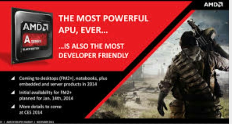 AMD KAVERI-Difference and Improvement