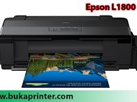 Review Kelebihan dan Spesifikasi Printer Epson L1800 serta Free Download Driver L1800 Series