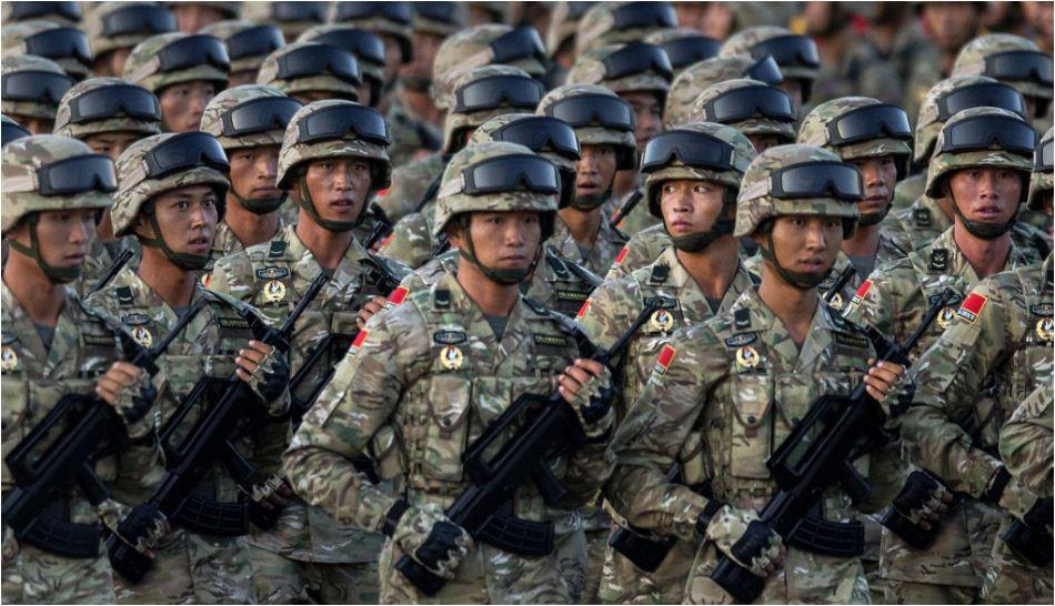 Pasukan Militer China Yang Akan Memburu Isis