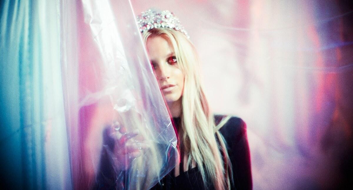 Britney Spears no escucha su propia música