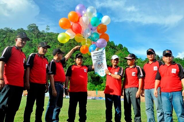 Aceh Jaya Gelar Kompetisi Sepak Bola Usia-20