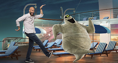 Hotel Transylvania 3 Summer Vacation Keegan Michael Key