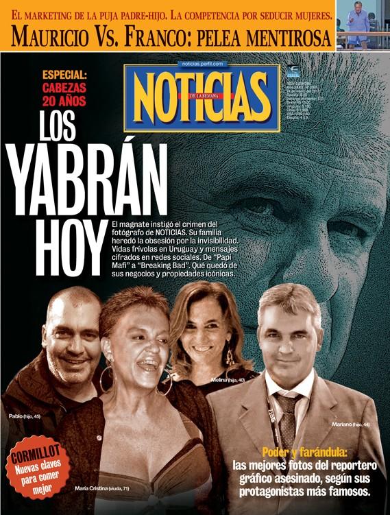 La ventana indiscreta de julia tapa de revista noticias for Noticias farandula argentina hoy