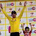 Restrepo gana y Salinas es el nuevo líder de la Vuelta al Táchira