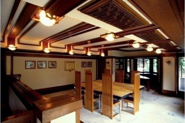 Housing and architecture robie house seth gebhart - Lloyds architecture planning interiors ...