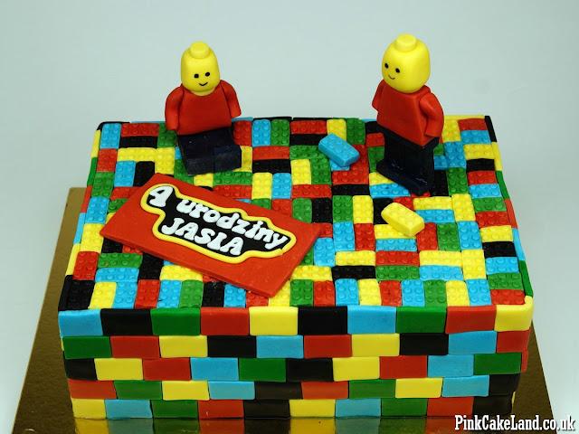 Lego Cakes London