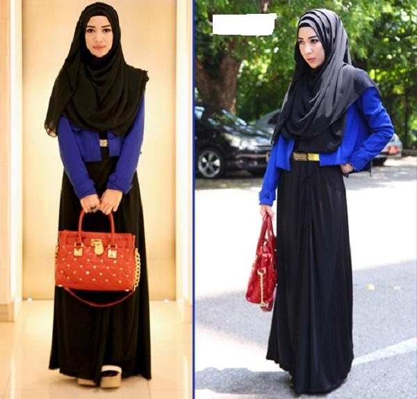 Gaya Hijab Ke Kantor