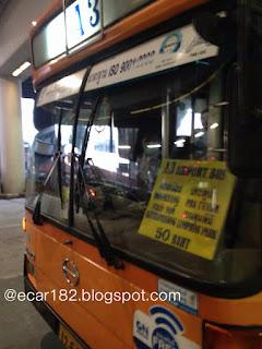 Tips Bercuti Ke Bangkok Part 1 : Cara Dari Don Mueng Airport Ke Pratunam