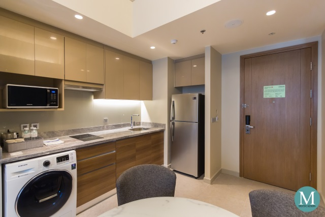 Citadines Bay City Manila 187 One Bedroom Premier Apartment