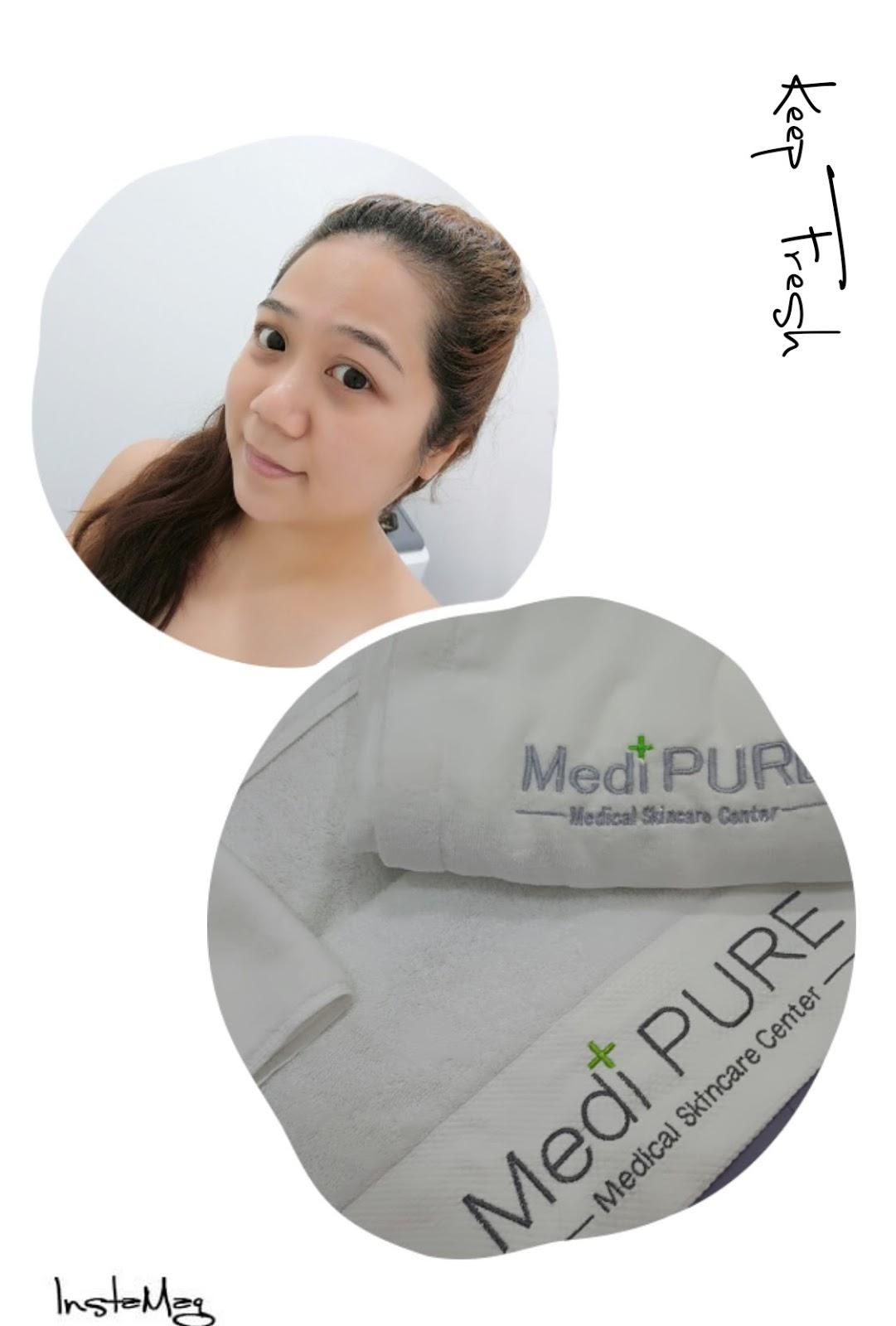 《療程體驗》不一樣的HIFU@Medi Pure