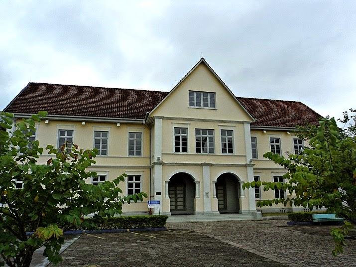 A Deutsche Schule foi a primeira escola da Joinville