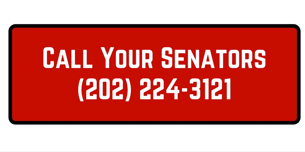 how to call your senator in the us