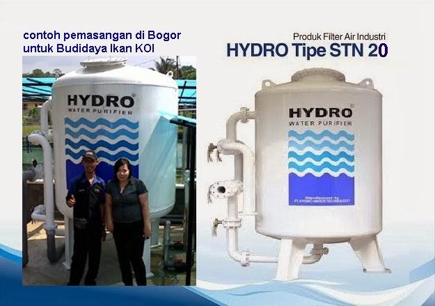 Filter air komersil industri