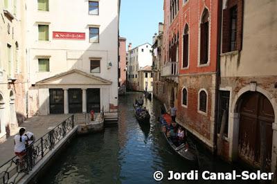 Casa de Marco Polo en Venecia