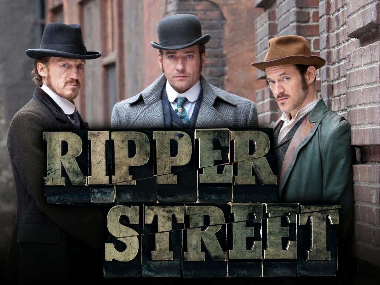 ripper street wiki