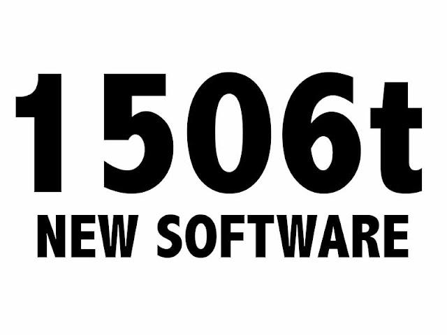 1506t SCB1 PowerVU Key New Software Sony OK
