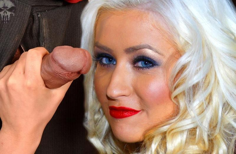 christina-aguilera-blow-jobtures-pretty-girls-picture