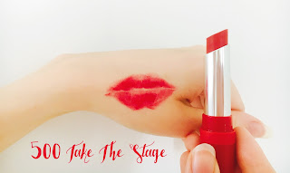 The Only One Matte Lipsticks Rimmel London 500 Take The Stage