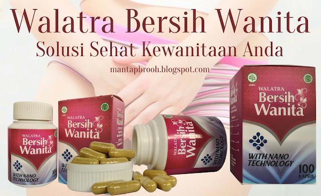REAL Testimoni Walatra Bersih Wanita