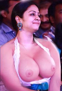 Jyothika Nude Fake 20