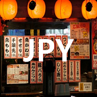 1 GBP to JPY, GBP/JPY, 1 JPY to GBP, JPY/GBP, British Pound sterling and Japanese Yen exchange rate live chart