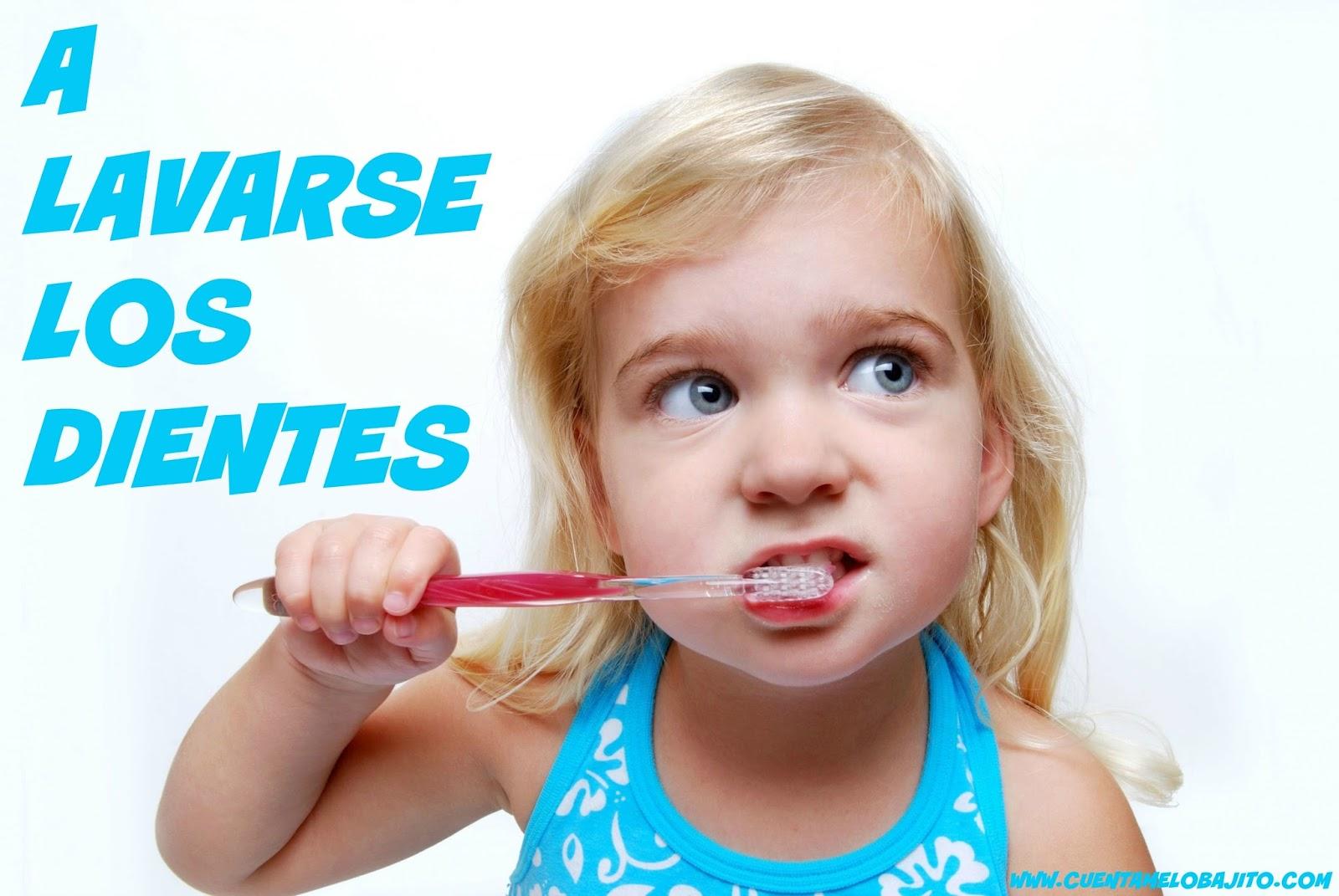 Cuéntamelo Bajito  ¡Niños! A lavarse los dientes. 384280c9b48b