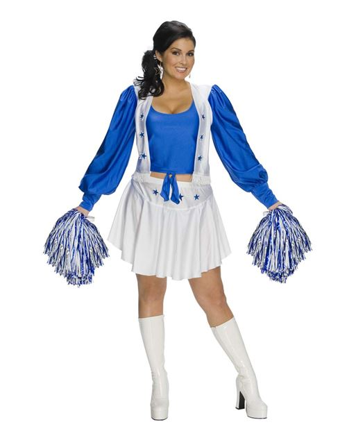 Best Halloween Costumes Dallas Cheerleader