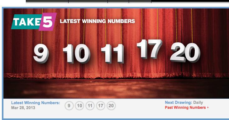 Armouredvehicleslatinamerica : These Nj Lottery Pick 6 Last Winner