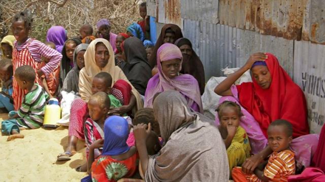 Bantuan ke Somalia