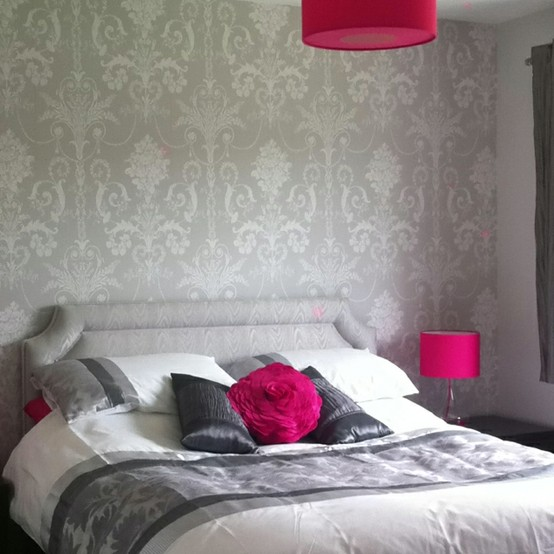 Eye For Design Grey Interiors Refined And Sophisticated: Eye For Design: Decorating Your Interiors With Pink And Grey