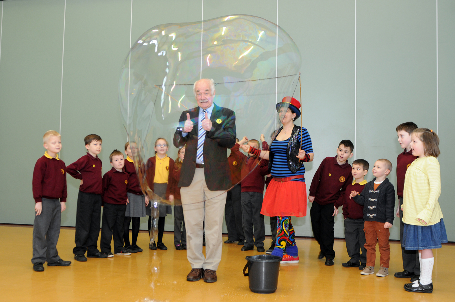 Hearts And Minds Autism Bubble Day Fun At Sunderland