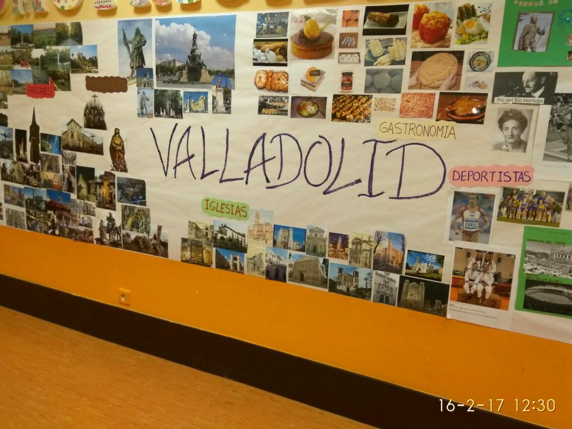 Agustinas Valladolid - 2017 - Infantil - Día Señalado - Valladolid 2