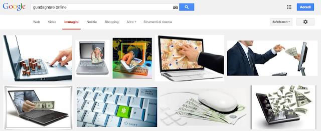 Guadagnare online è facile