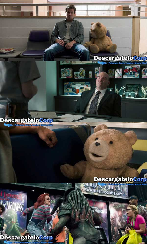 Ted 2 HD 720p