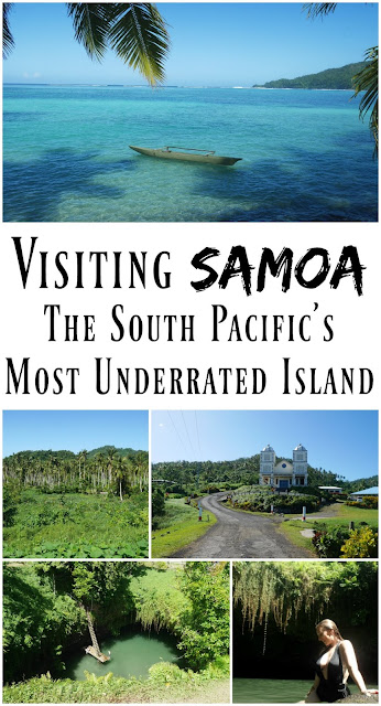 PIN FOR LATER: Visiting Samoa - The South Pacific's Best Kept Secret