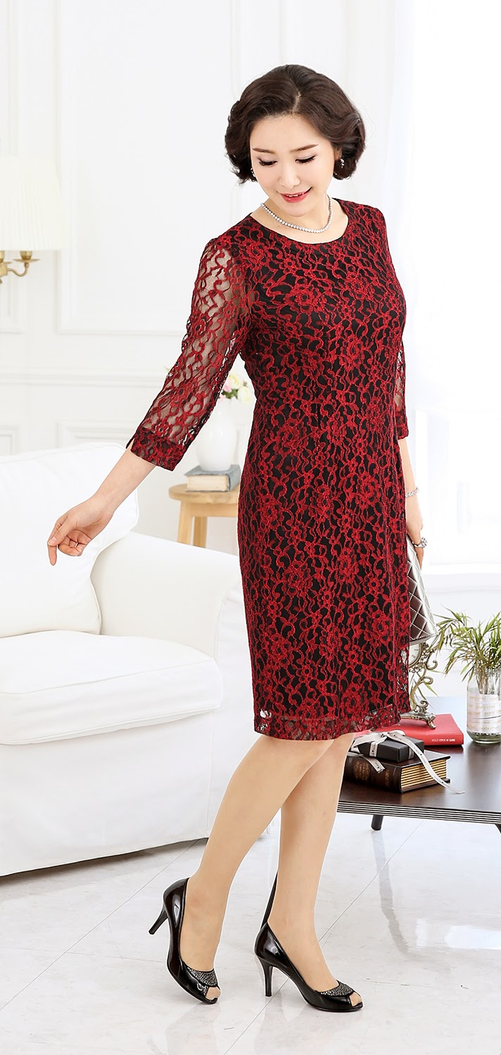 Middle-Agedolder Womens Fashion Clothing Apparel Best -9834