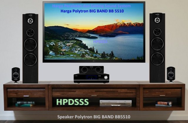 Harga Speaker Polytron BIG Band BB 5510