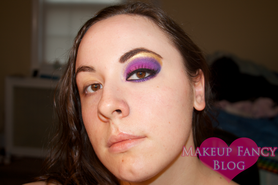 Makeup Fancy Makeup Challenge Disney Magic Carpet