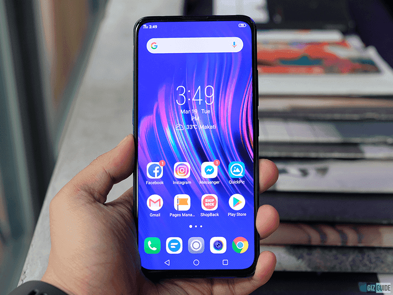 Vivo V15 and V15 Pro is available with percent interest!