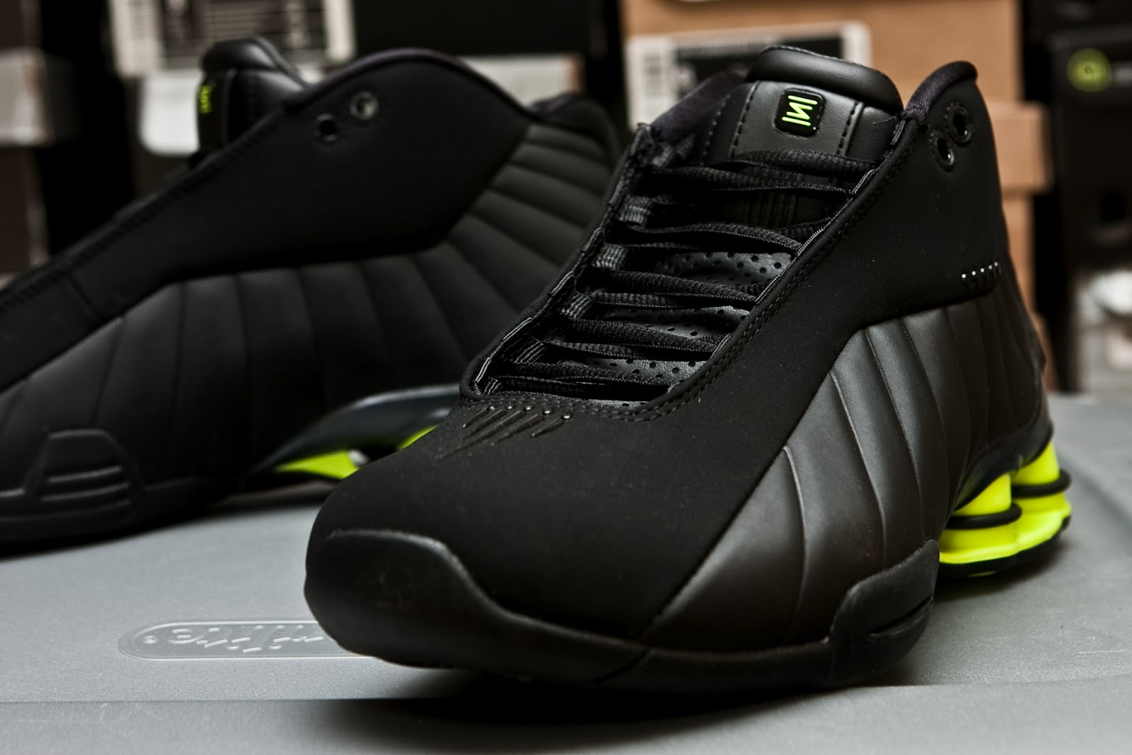 chaussure basket vince carter