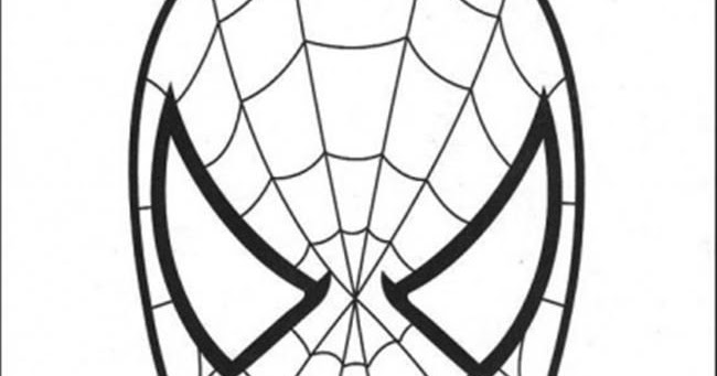 """Search Results for """"Colouring In Picture Of Spiderman Head"""
