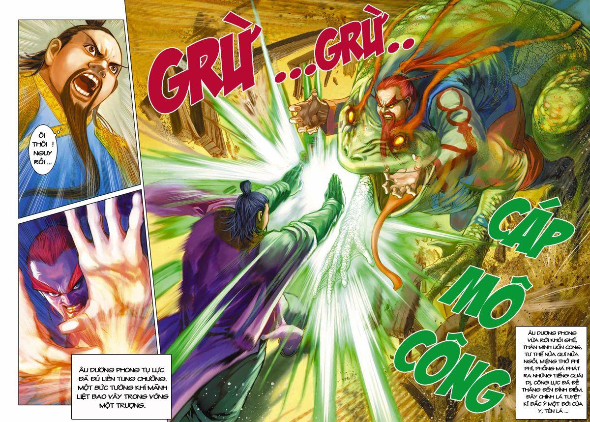 Anh Hùng Xạ Điêu anh hùng xạ đêu chap 41 trang 4