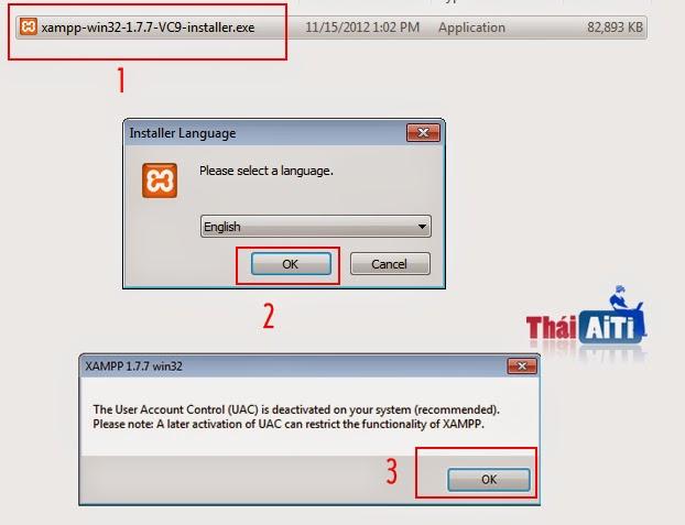 Tuts + Video hướng dẫn Cài đặt Joomla_3.2.3 trên Localhost với Xampp
