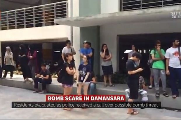 Bom Di Damansara Tiada Kaitan Dengan IS